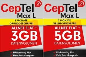 CapTel Deal – Telefonie, SMS und 5GB Internet für unter 14 Euro