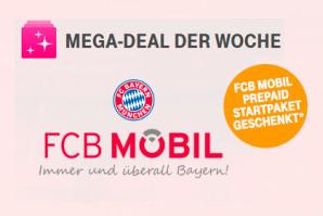 FCB Mobil – Kostenlose Prepaid Karte im Wert von fast 20 Euro