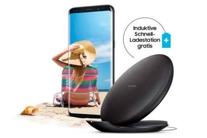 Galaxy S8 Aktion