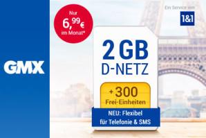 Web.de und GMX – Schon wieder neue Tarife