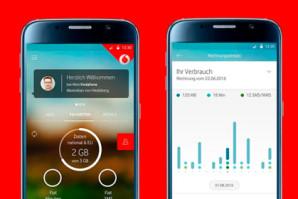 Vodafone in Schenklaune – Dauerhaft 1 GB Gratis Datenvolumen für Bestandkunden