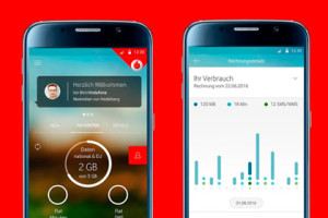 MeinVodafone App