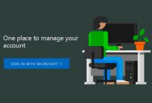 Microsoft - Manage MyAccount