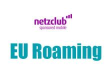 Netzclub - EU-Roaming