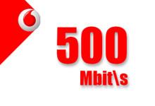 Vodafone - Mobilfunk 500 mbit/s