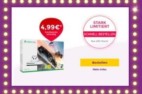 Deal – Unitymedia Internet Jump 120 mit gratis xBox One S mit Spiel