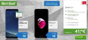 Modeo Smart Deal – Diese Top Smartphones gibt es im August für 1 Euro