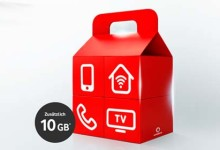 Vodafone - 10 GB Internet