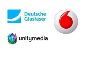Ist Vodafone weiterhin auf Einkaufskurs – Deutsche Glasfaser und Unitymedia könnten gekauft werden