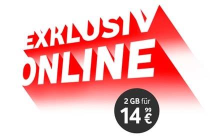 Vodafone - Exklusiv Online