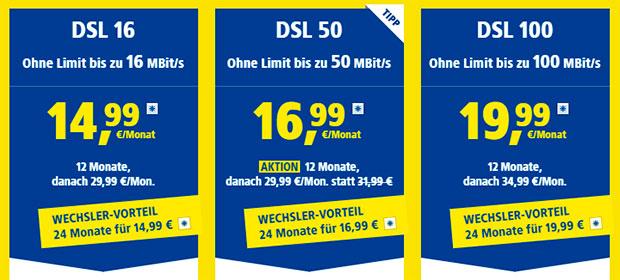 1&1 DSL