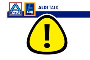 ALDI Talk – Probleme für Flüchtlinge bei der Aktivierung von SIM Karten