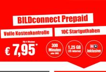 BILDconnect - Prepaid Tarif