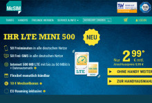 McSIM - LTE Mini 500