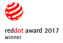 Red Dot Award Winner 2017