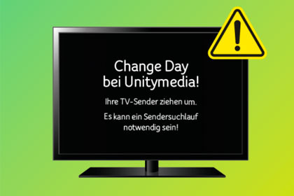 Unitymedia - Change Day