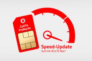 Vodafone - CallYa Freikarte