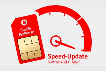 Vodafone - CallYa Speed Update