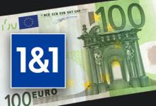 1&1 100 Euro