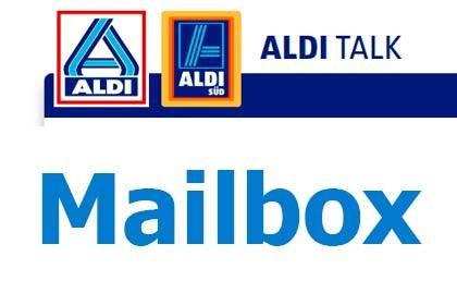 ALDI TALK - Mailbox
