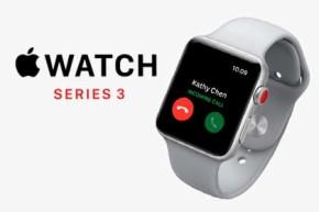 Apple Watch Series 3 mit LTE bei der Telekom exklusiv vorbestellbar – Preise und mehr
