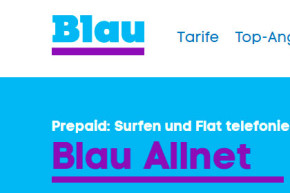 Blau Allnet Plus – Exklusiver Tarif für Vertragsverlängerer