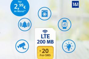 IoT vom günstigen Anbieter – GMX und Web.de starten Internet of Things Tarif