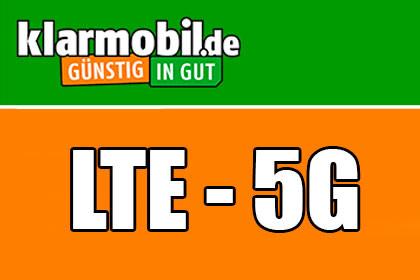 klarmobil - LTE 5G