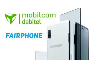 Mobilcom-Debitel weitet Partnerschaft mit Fairphone aus