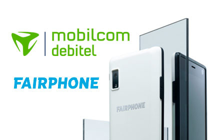 mobilcom-debitel und Fairphone