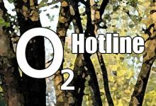 o2 - Hotline