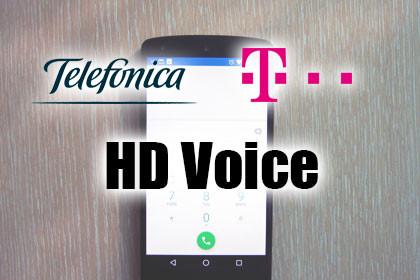 Telefonica & Telekom - HD Voice