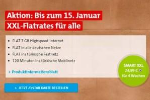 AY YILDIZ – Smart XXL und Smart L bis Januar zu verbesserten Konditionen