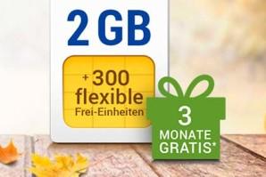 Deal – GMX und Web.de Mobilfunk bis Ende Oktober 3 Monate kostenlos nutzen