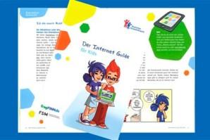 Internet für Kinder – Telefónica veröffentlichte Internet Guide für Kinder