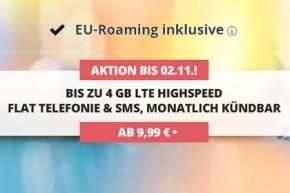 PremiumSim jetzt mit EU Roaming voreingsetellt