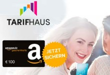 Tarifhaus - Amazon 100 Euro