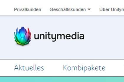 Unitymedia - Seite