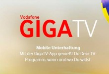 Vodafone - Digital TV