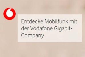 1 Gbit/s im Mobilfunk – Vodafone bietet demnächst Rekord Speed