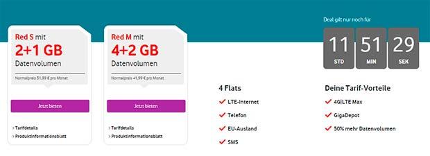 Vodafone - Zahl, was Du willst