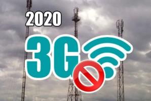 Ab 2020 wird 3G Mobilfunk abgeschaltet