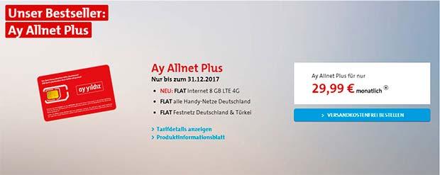 AY YILDIZ - Allnet Plus
