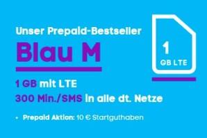 Blau M – Tarif bietet ab Donnerstag mehr Leistung für weniger Geld