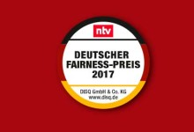 Deutscher Fairness Preis 2017