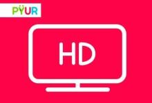 TV Sender bei PŸUR
