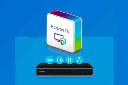 Unitymedia - Horizon TV