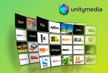 Unitymedia TV Sender