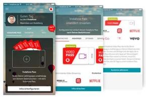 Vodafone Pass jetzt einen Monat kostenlos testen – Auch für Altverräge