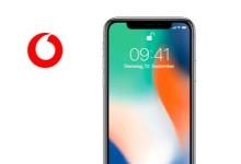 Vodafone und iPhone X